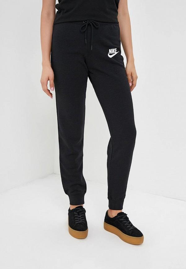 Купить Брюки спортивные Nike, Nike Sportswear Rally Women's Pants, ni464ewbwjs0, черный, Весна-лето 2019