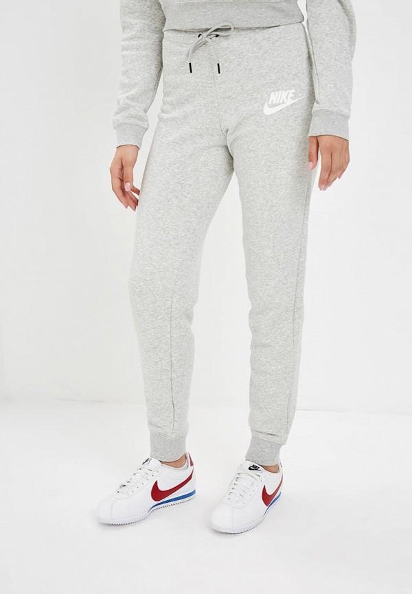 Купить Брюки спортивные Nike, Nike Sportswear Rally Women's Pants, ni464ewbwjs1, серый, Осень-зима 2018/2019