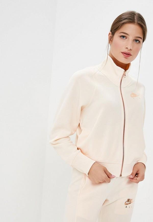 Купить Олимпийка Nike, Nike Sportswear N98 Women's Jacket, NI464EWBWJT1, розовый, Осень-зима 2018/2019