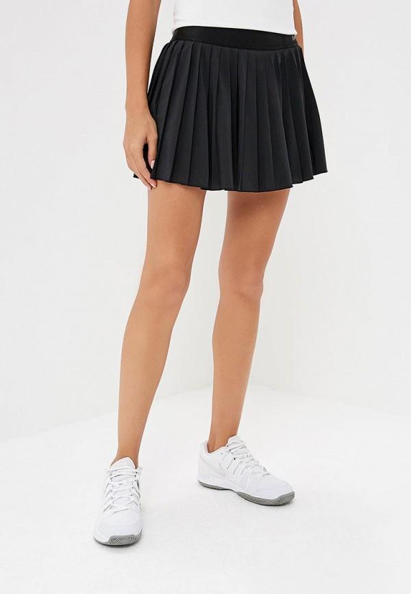 Купить Юбка-шорты Nike, W NKCT VICTORY SKIRT, NI464EWBWJW4, черный, Осень-зима 2018/2019