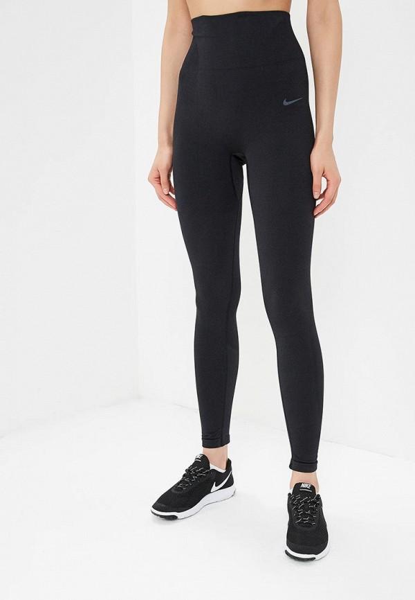 Тайтсы Nike Nike NI464EWBWJX4 тайтсы nike тайтсы w nk pwr lgnd tght brush print