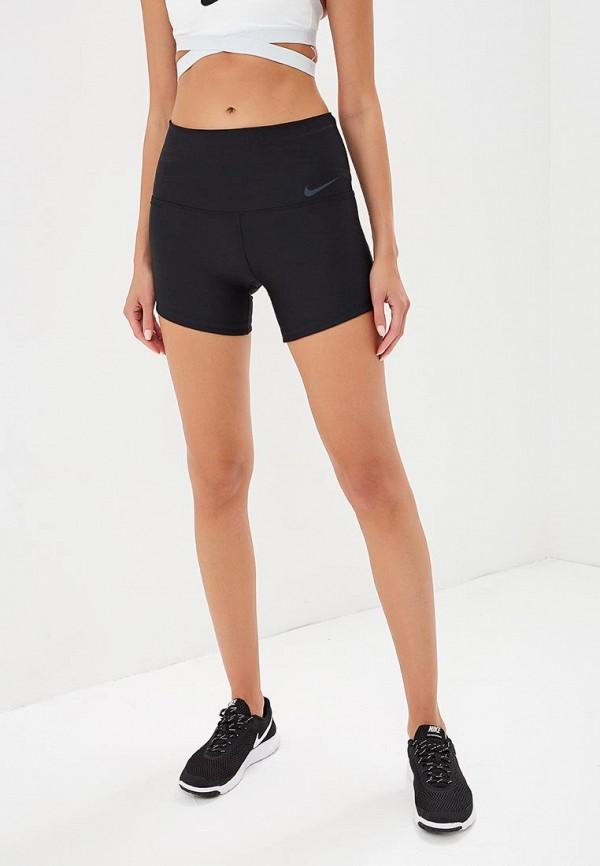 Купить Шорты спортивные Nike, Nike Sculpt Women's High-Rise Training Shorts, ni464ewbwjy3, черный, Осень-зима 2018/2019