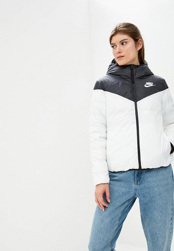 Пуховик Nike, Nike Sportswear Windrunner Women's Reversible Down Fill Jacket, ni464ewbwjz3, разноцветный, Осень-зима 2018/2019  - купить со скидкой