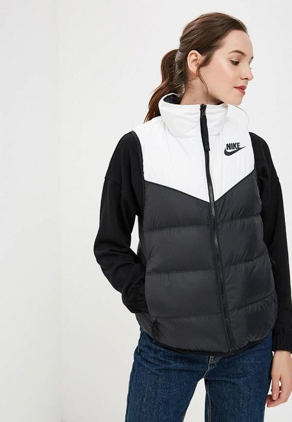 Купить Жилет утепленный Nike, Nike Sportswear Windrunner Women's Reversible Down Fill Vest, ni464ewbwjz6, разноцветный, Осень-зима 2018/2019