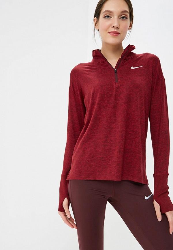 Лонгслив спортивный Nike Nike NI464EWBWKM2 цена 2017