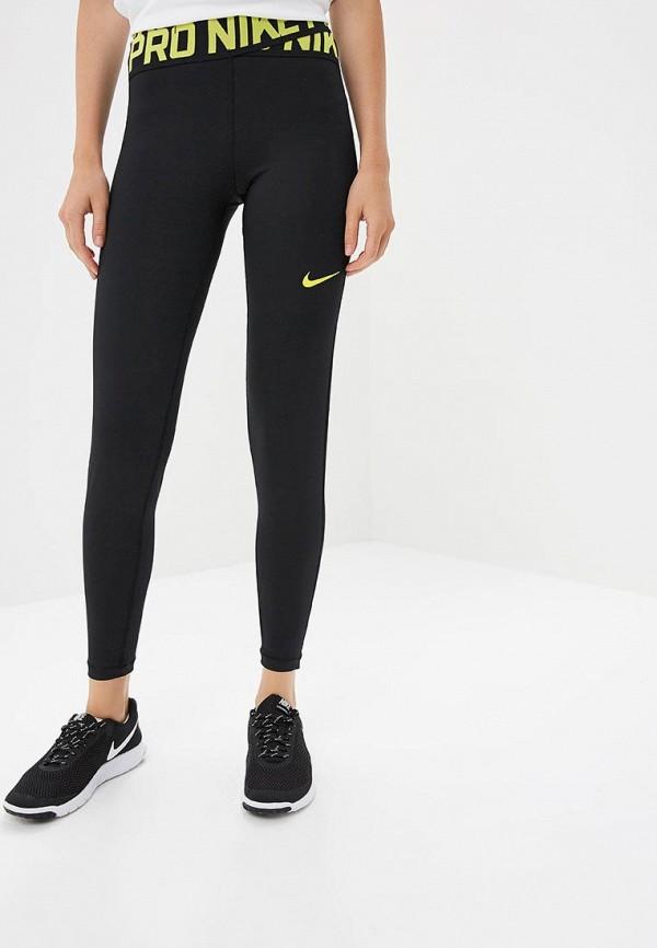 Тайтсы Nike Nike NI464EWBWKP5 тайтсы nike тайтсы w nk pwr lgnd tght brush print