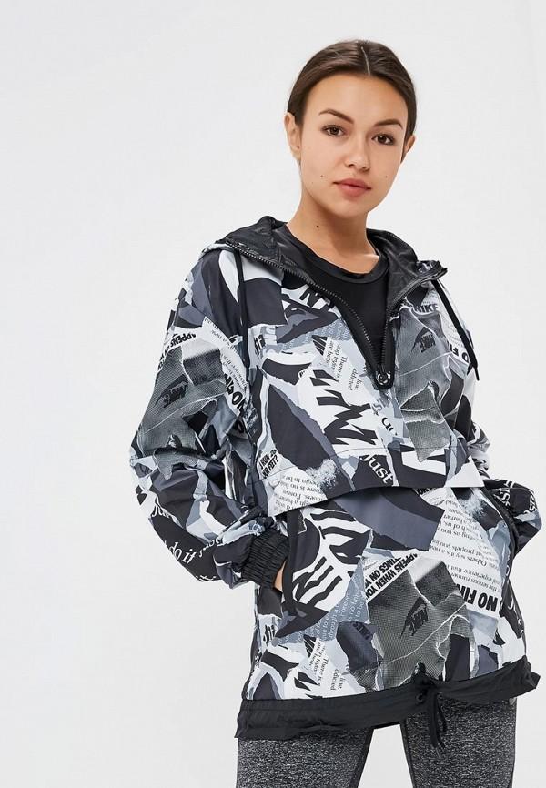 Купить Ветровка Nike, Sportswear, ni464ewbwkr6, серый, Осень-зима 2018/2019