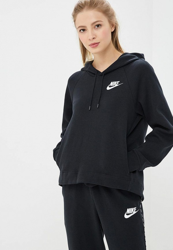 Худи Nike Nike NI464EWBWKS4 худи print bar skull