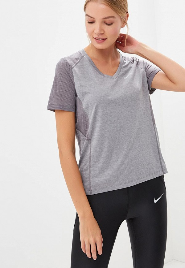 Футболка спортивная Nike Nike NI464EWBWKU4 футболка спортивная nike nike ni464emugu49