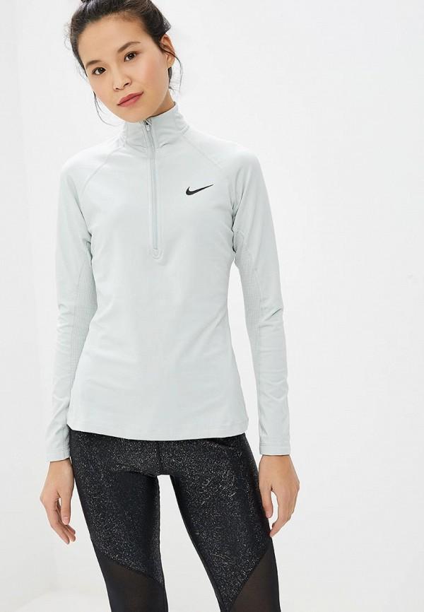 Лонгслив спортивный Nike Nike NI464EWCMLE0 цена 2017