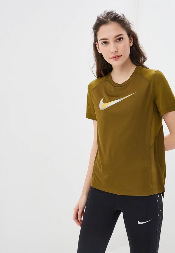 Футболка спортивная Nike Nike NI464EWCMLY2 футболка спортивная nike nike ni464emuao31