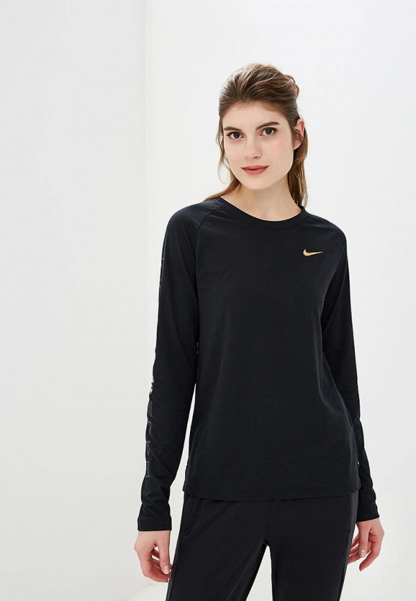 Лонгслив спортивный Nike Nike NI464EWCMMD7 цена 2017