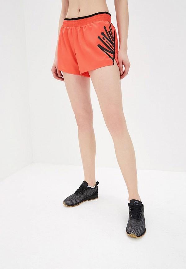 Шорты спортивные Nike Nike NI464EWDNMF1 шорты мужские nike flex training short цвет серый оранжевый 833271 471 размер m 46 48