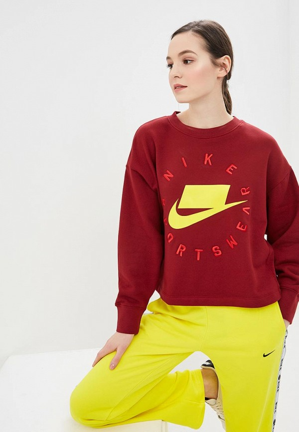 Свитшот Nike Nike NI464EWDNML0 свитшот nike nike ni464ewgwfx1