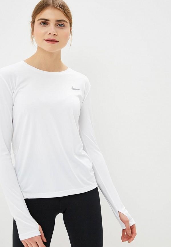 Лонгслив спортивный Nike Nike NI464EWDNMR7 цены онлайн