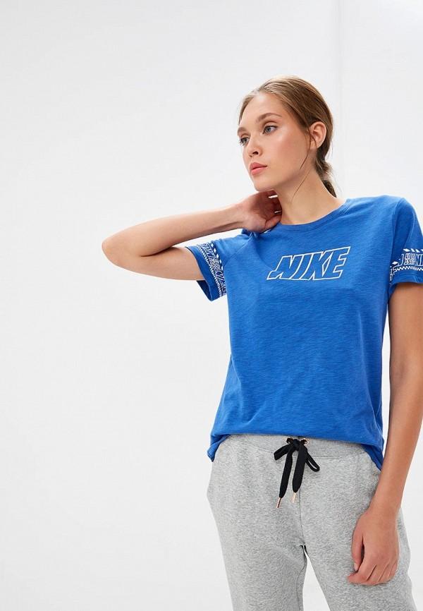 Футболка спортивная Nike Nike NI464EWDNMT7 футболка спортивная nike nike ni464ewcmlg5