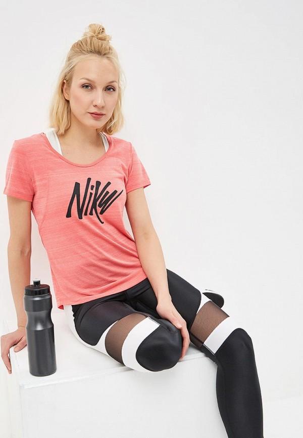 Футболка спортивная Nike Nike NI464EWDNMY4 футболка спортивная nike nike ni464emuao31
