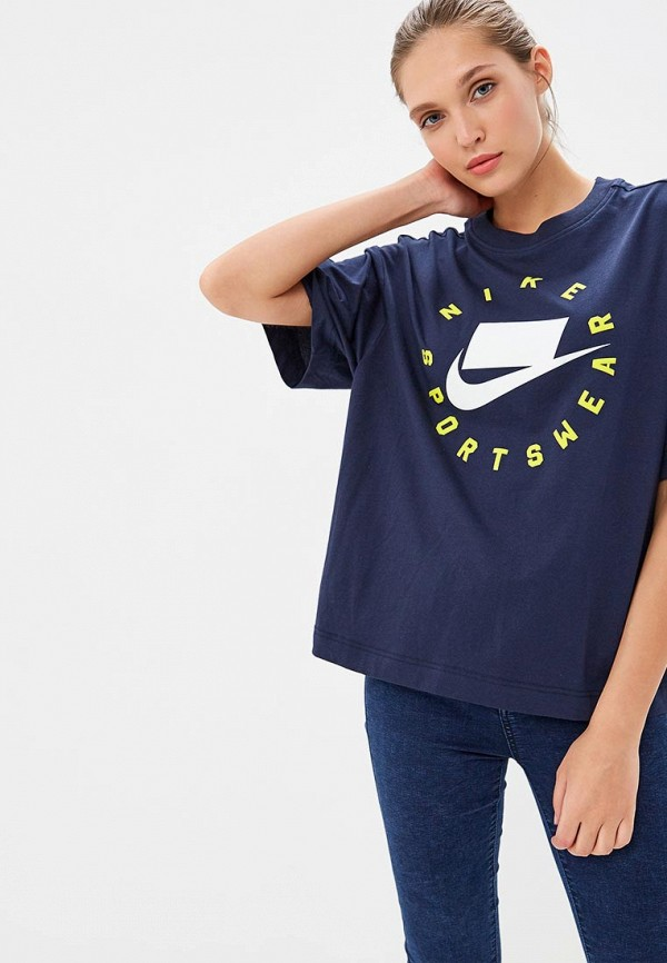 Футболка спортивная Nike Nike NI464EWDNNB0 футболка спортивная nike nike ni464emuao31