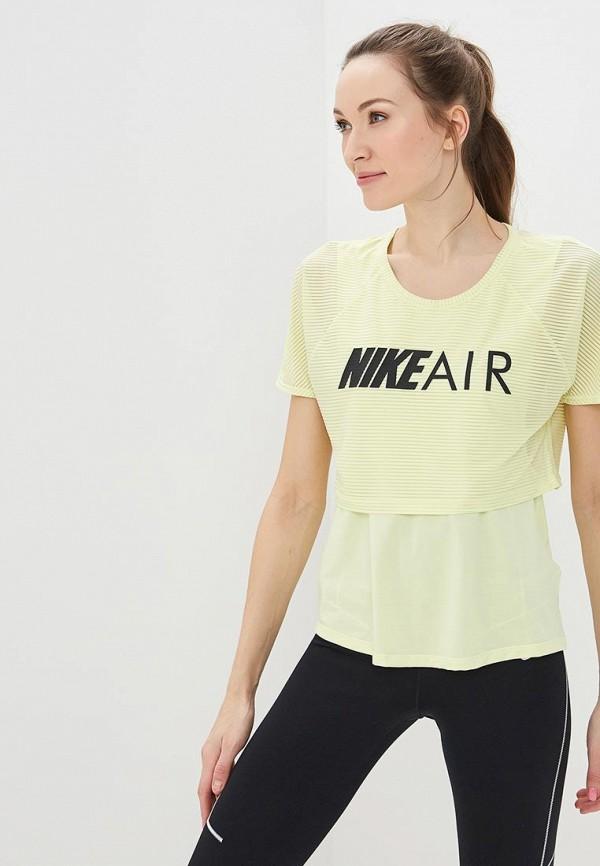 Футболка спортивная Nike Nike NI464EWDNNB3 футболка спортивная nike nike ni464emuao31