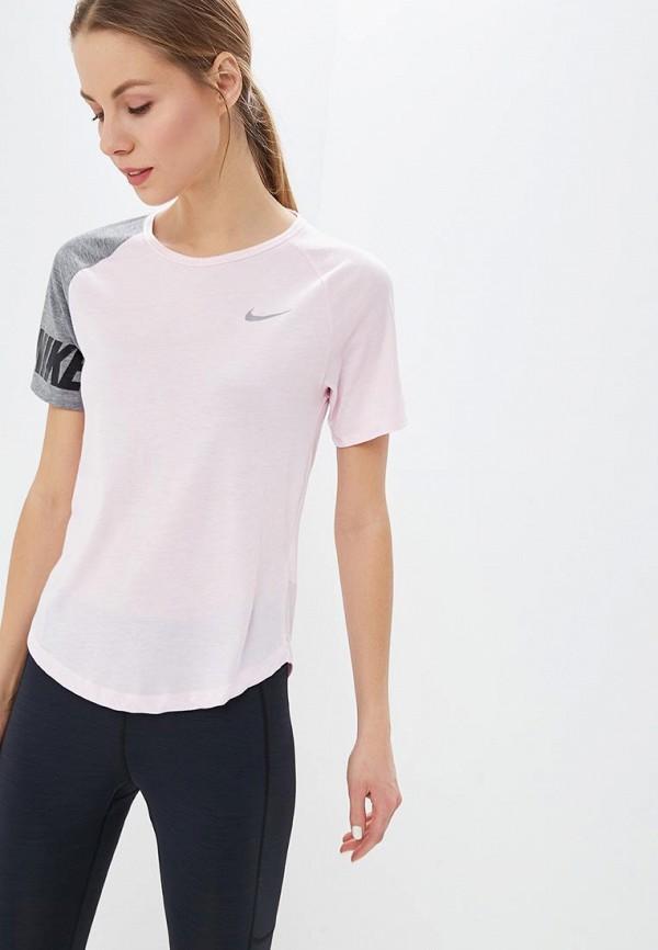 Футболка спортивная Nike Nike NI464EWDNNB7 футболка спортивная nike nike ni464ewaael3