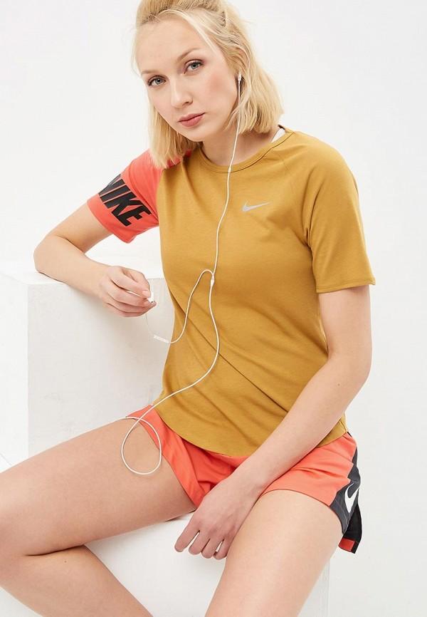 Футболка спортивная Nike Nike NI464EWDNNB8 футболка спортивная nike nike ni464ewcmlg5