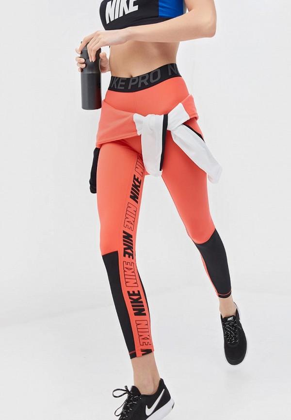 Тайтсы Nike Nike NI464EWDNNN2 тайтсы nike nike ni464ewaaev1