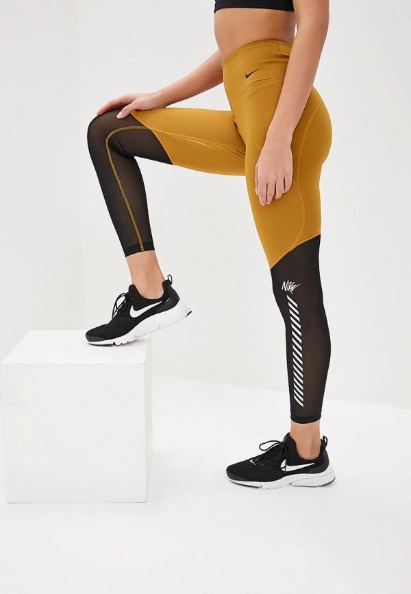 Тайтсы Nike Nike NI464EWDNNO1 тайтсы nike nike ni464ewetsh8