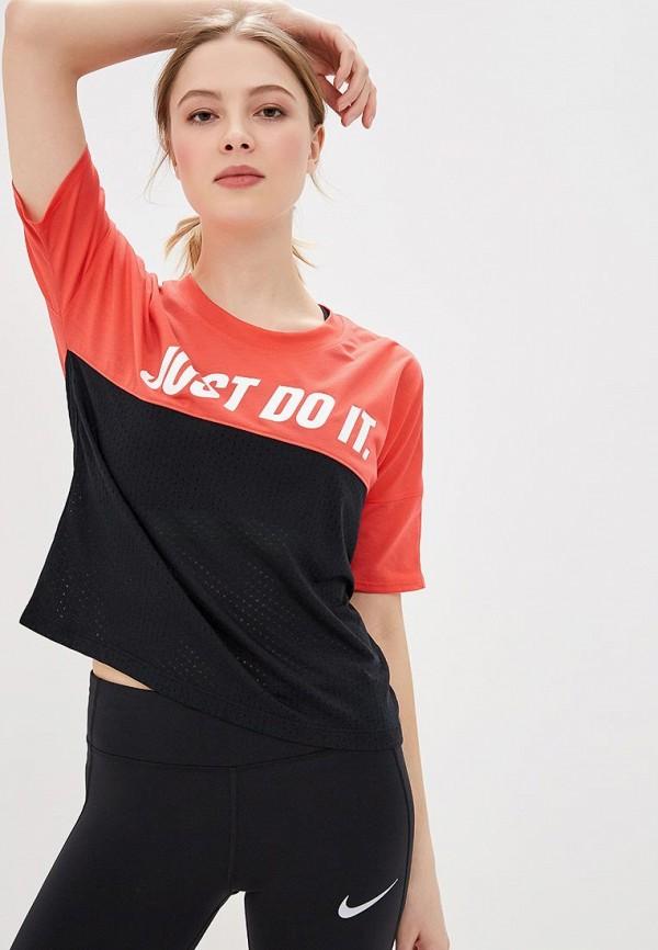 Футболка спортивная Nike Nike NI464EWDNXA0 футболка спортивная nike nike ni464emuao31