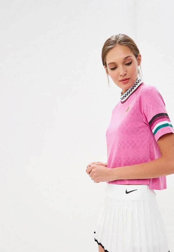 Футболка спортивная Nike Nike NI464EWDNXA2 футболка спортивная nike nike ni464ewcmlg5