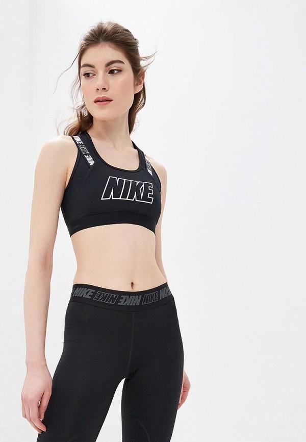 Топ спортивный Nike Nike NI464EWDNYM7 топ бра для фитнеса женский nike victory shape bra h s цвет черный 805549 010 размер l 46 48