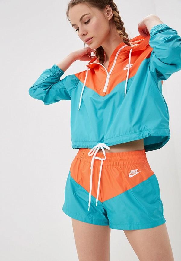 Ветровка Nike Nike NI464EWETRC4 ветровки nike ветровка breaker aop