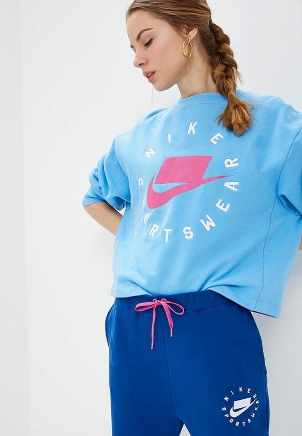 Свитшот Nike Nike NI464EWETRI7 свитшот мужской nike nike цвет голубой