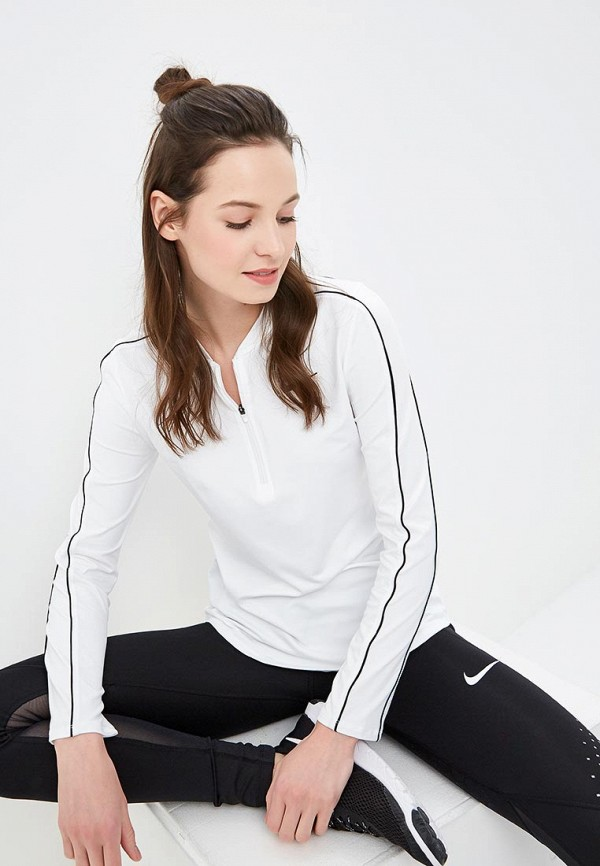 Лонгслив спортивный Nike Nike NI464EWETRO2