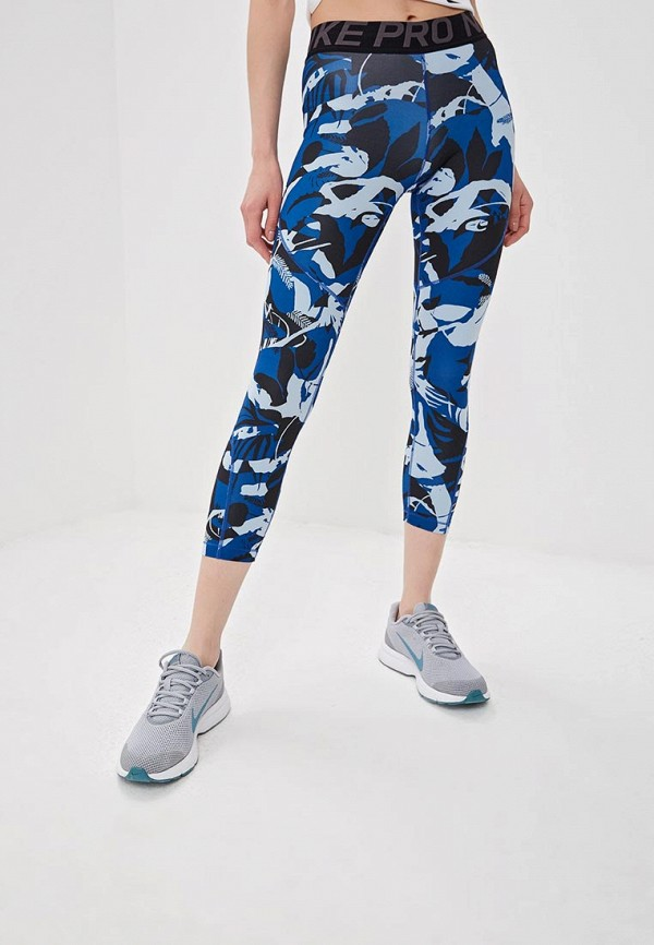 Тайтсы Nike Nike NI464EWETSJ1 цена