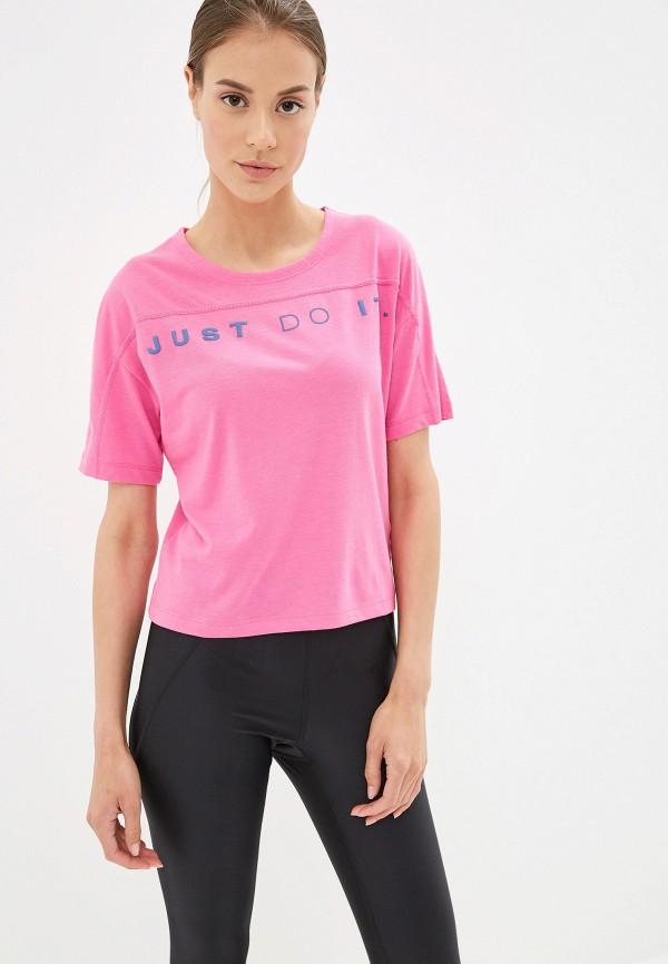 Футболка спортивная Nike Nike NI464EWETSO6 футболка спортивная nike nike ni464ewcmlg5