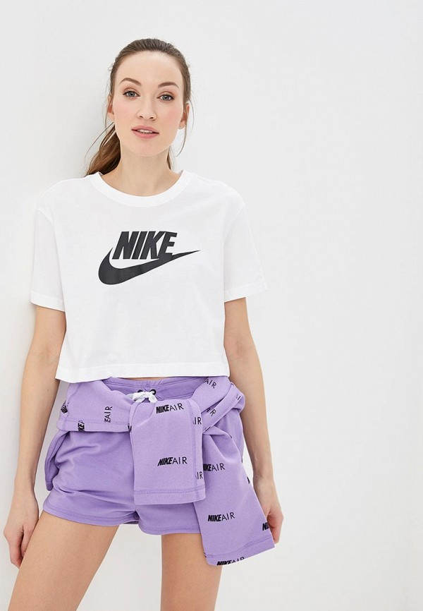 Футболка Nike Nike NI464EWETSP5 тайтсы nike nike ni464embwhq2