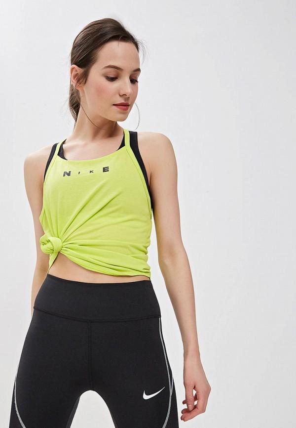 Топ спортивный Nike Nike NI464EWETSQ2