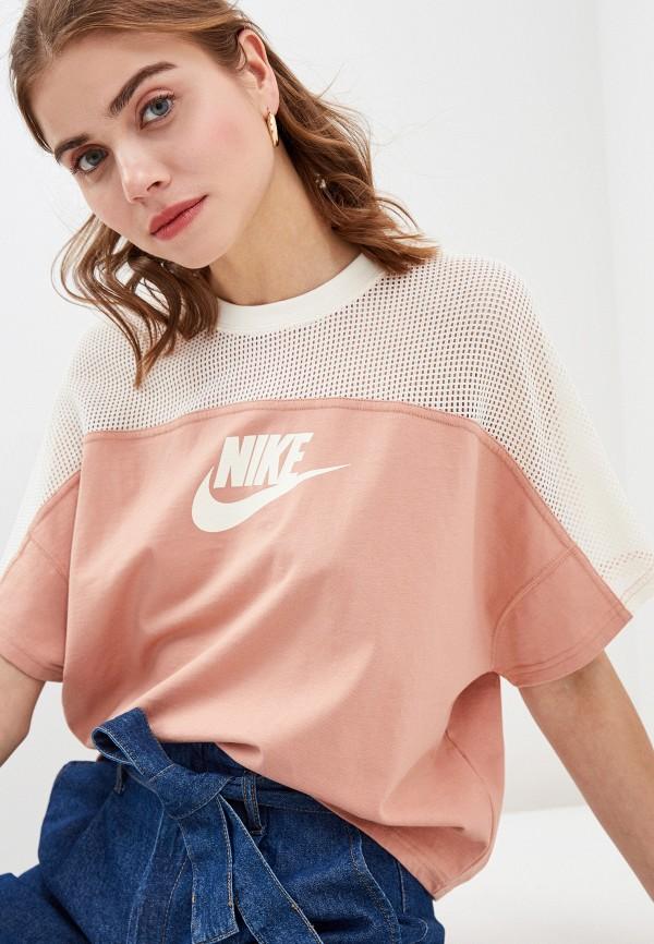Футболка спортивная Nike Nike NI464EWETSR1 футболка спортивная nike nike ni464ewcmlg5