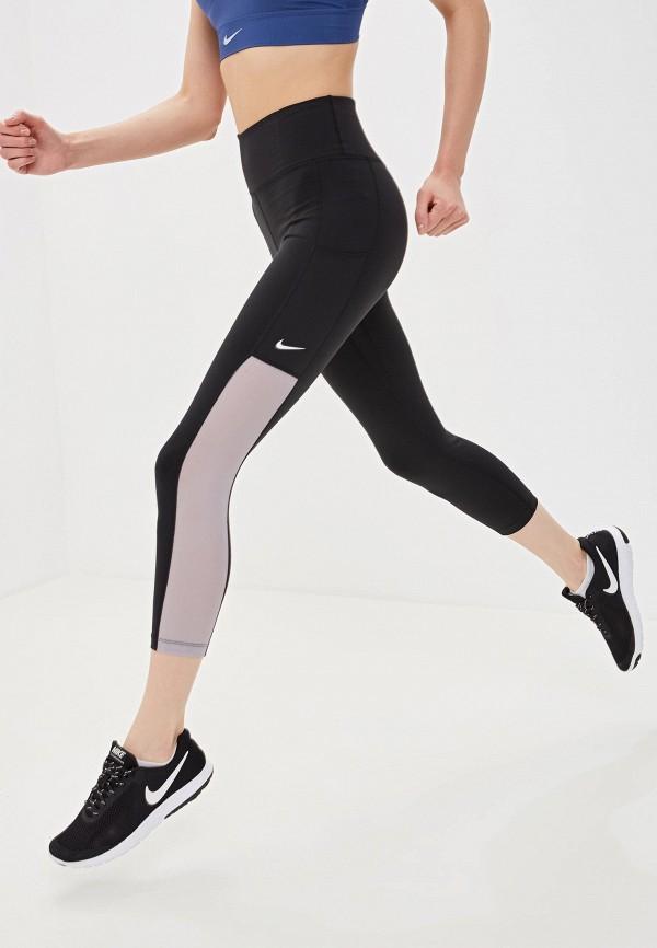 Тайтсы Nike Nike NI464EWFLDE6 тайтсы nike nike ni464ewaahe1