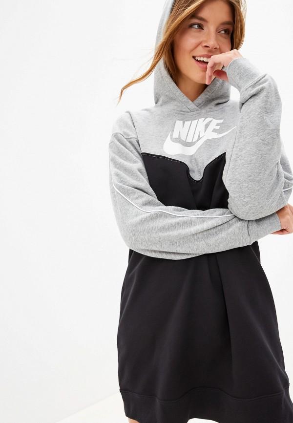 цена Худи Nike Nike NI464EWFNCW9 онлайн в 2017 году