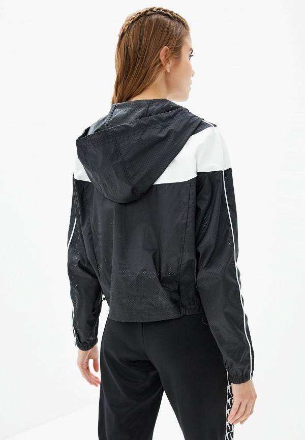 Фото 3 - Ветровка Nike черного цвета