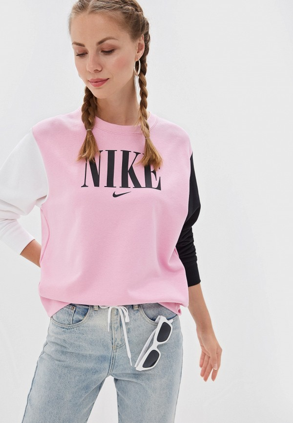 Свитшот Nike Nike NI464EWFNDC9 свитшот nike nike ni464ewaagl1