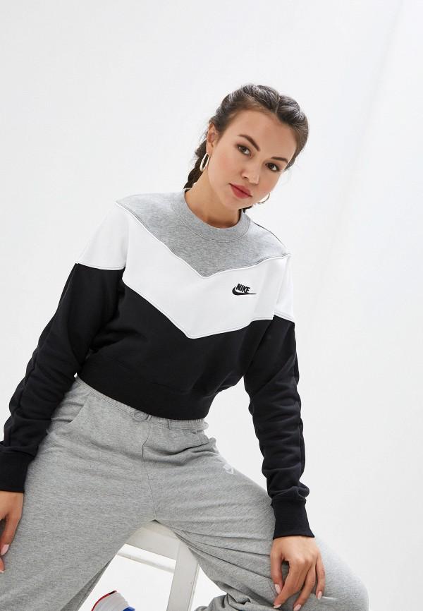 Свитшот Nike Nike NI464EWFNDD8 свитшот nike nike ni464emjfp11