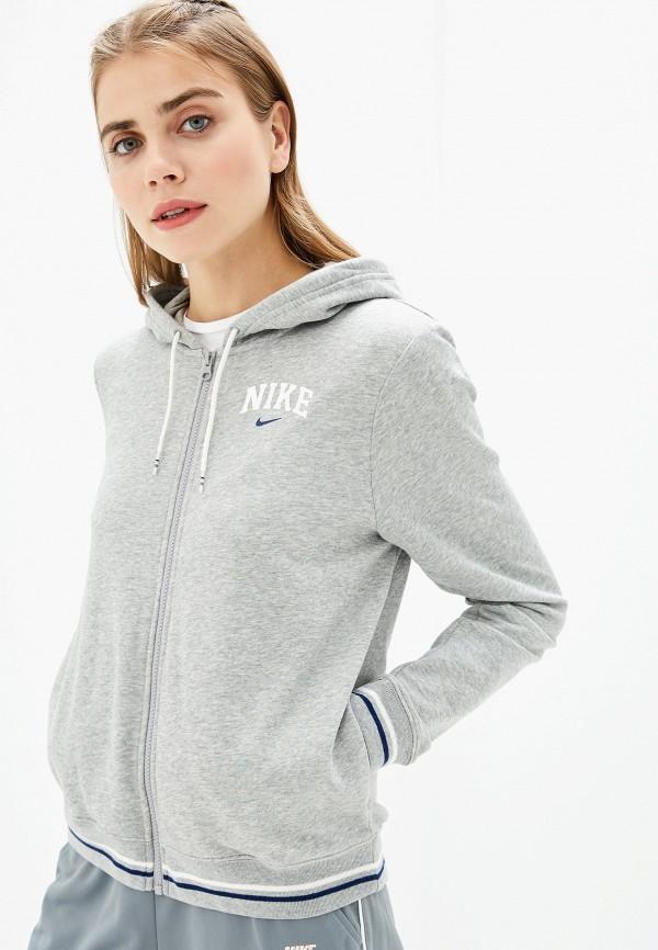 Толстовка Nike Nike NI464EWFNDE5 толстовка nike nike ni464emaabt8