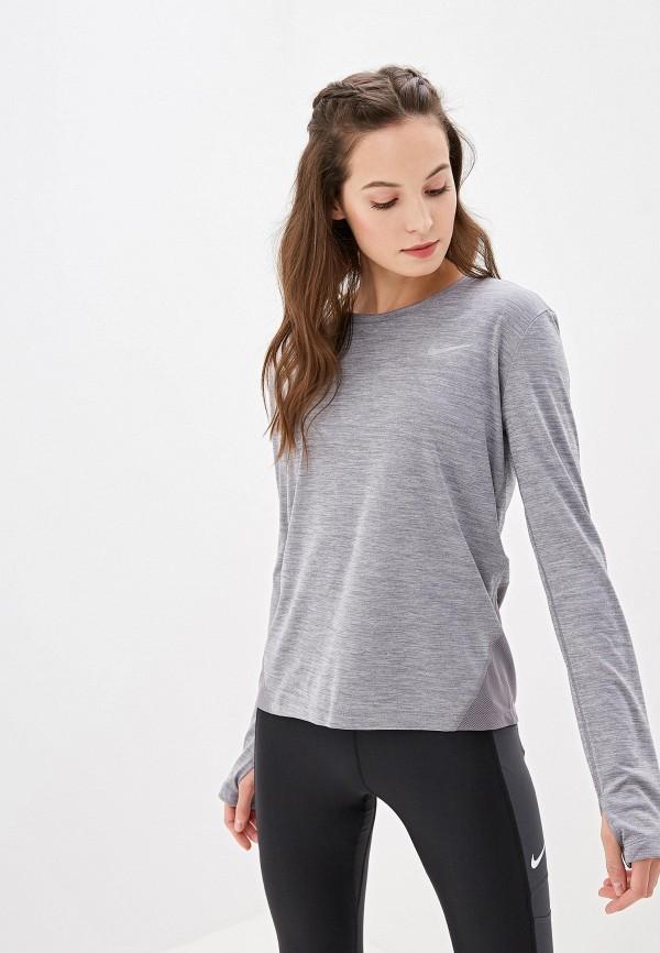 цены Лонгслив спортивный Nike Nike NI464EWFNDH7