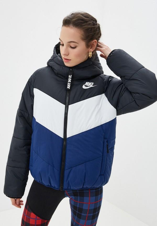 Куртка утепленная Nike Nike NI464EWFNFK1 цена