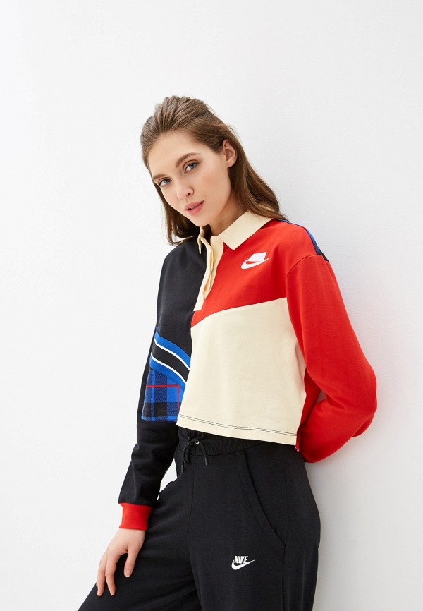 купить Поло Nike Nike NI464EWFNFN4 дешево