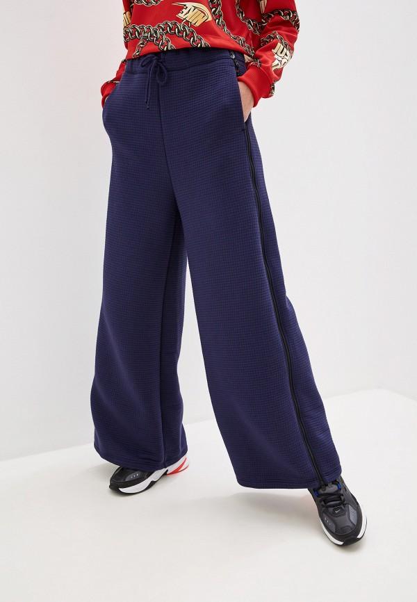 женские спортивные брюки nike, фиолетовые