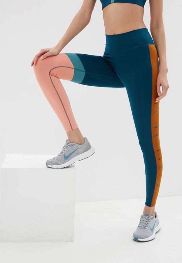 Тайтсы Nike Nike NI464EWGQWR1 тайтсы nike nike ni464ewuhi27