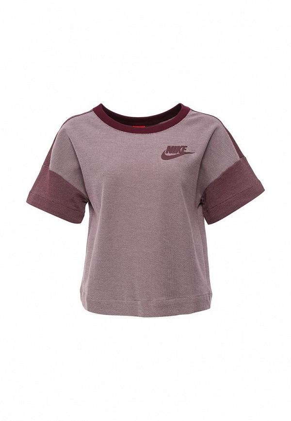 Свитшот Nike Nike NI464EWHBL95 свитшот nike nike ni464ewuhd90
